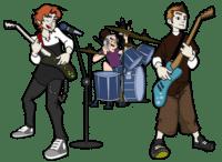 Musik spielen in einer Band bei Musikinspiration - Ronald Troksa